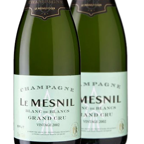le mesnil blanc de blancs grand cru nv vin neuf. Black Bedroom Furniture Sets. Home Design Ideas